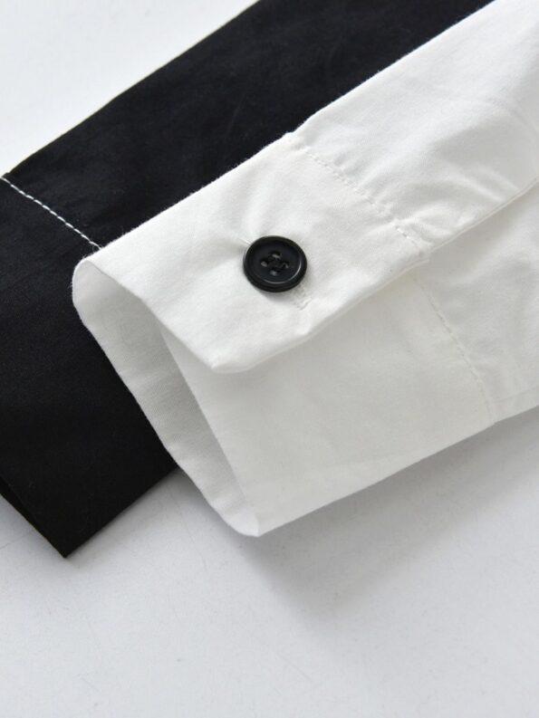 Color Blocking Shirt Kid Boys Suit Sets Wholesale Boy Clothes  Wholesale 10