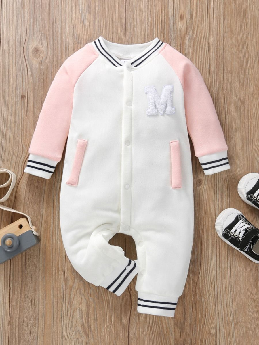 Hit Color Baby Jumpsuit Wholesale Baby Clothing  Wholesale