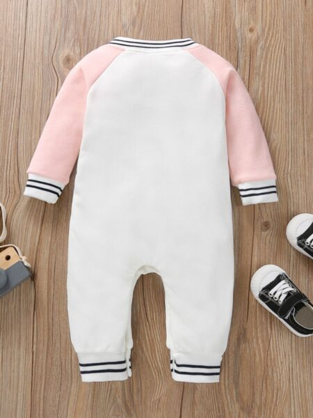 Hit Color Baby Jumpsuit Wholesale Baby Clothing  Wholesale 2