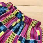 Wholesale Little Girl Clothing Bohemian Mesh Skirt With Headband  Wholesale 12