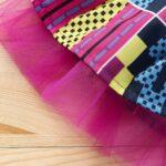 Wholesale Little Girl Clothing Bohemian Mesh Skirt With Headband  Wholesale 13