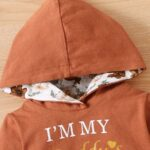 I'm My Daddy's Girl And My Mommy's World Flower Print Wholesale Baby Clothing Sets  Wholesale 10