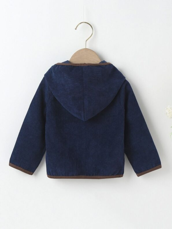 Baby Plain Hooded Jacket Wholesale Baby Clothes  Wholesale 7