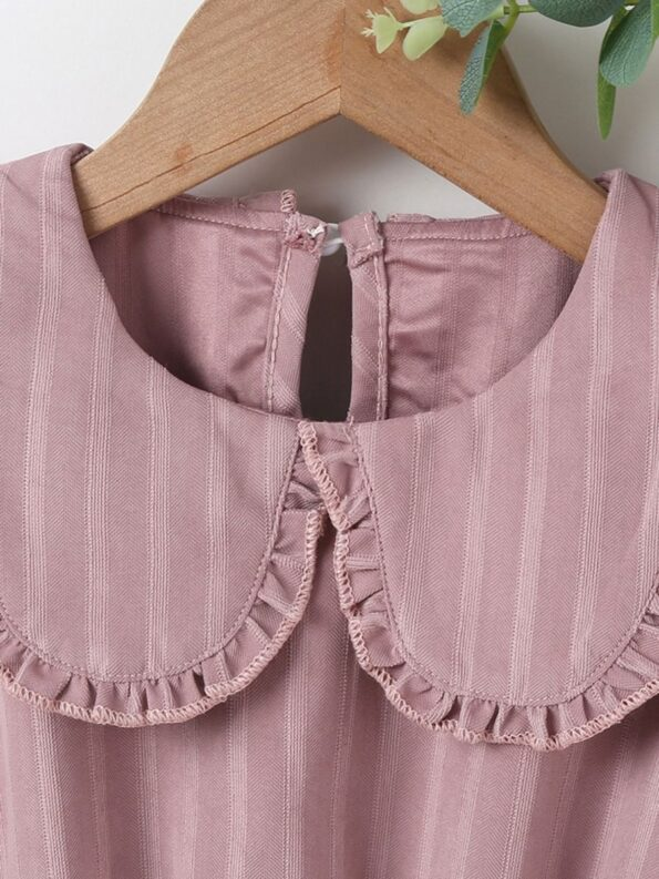 Striped Shirt Dresses For Girl Wholesale Girls Clothes  Wholesale 8